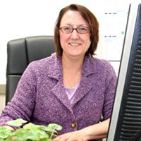 Finance Manager Susan Dermody